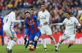 ep leo messi cristiano ronaldo luka modric barcelona real madrid
