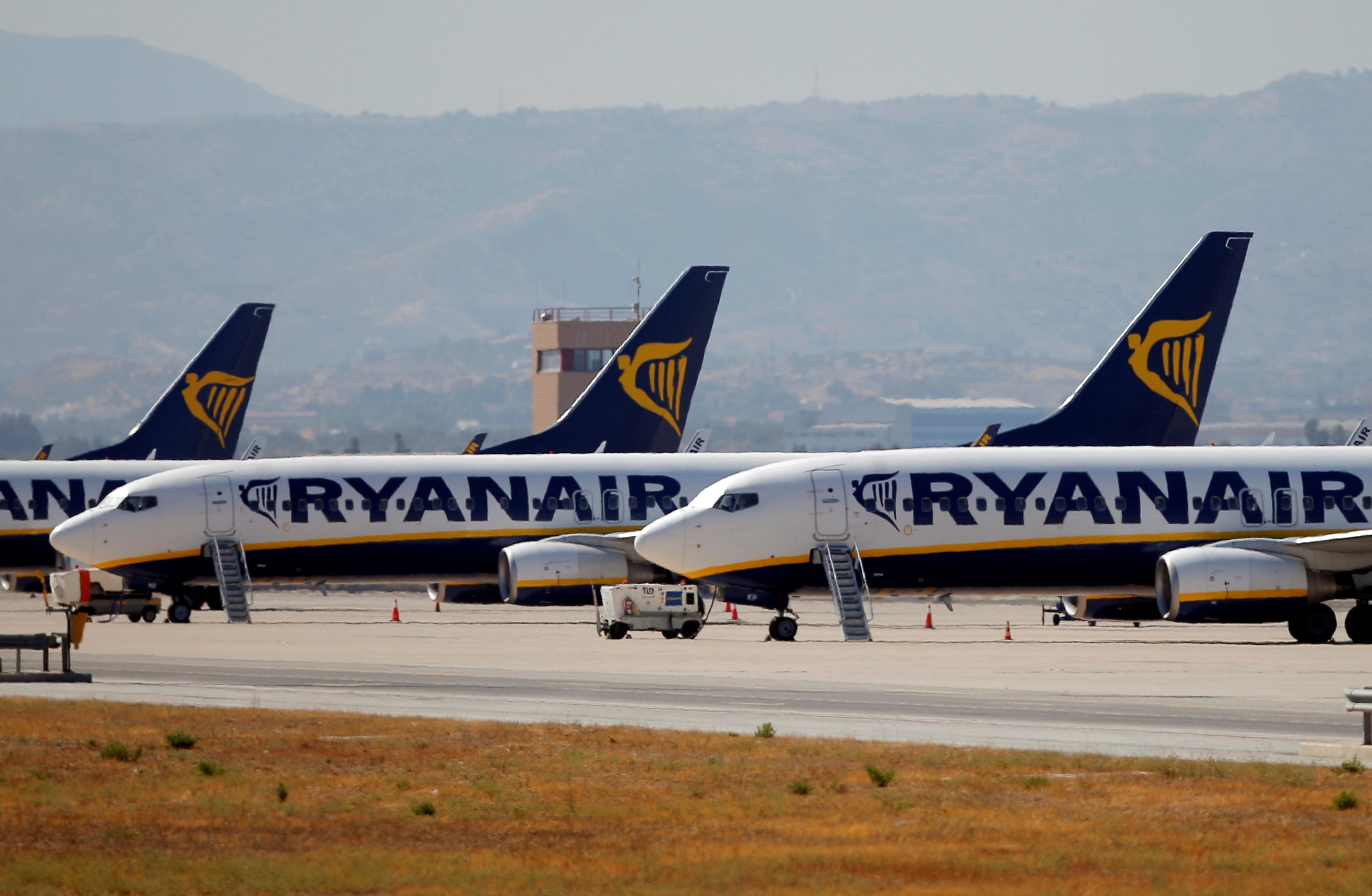 Ryanair to cut 3,000 jobs as coronavirus grounds flights