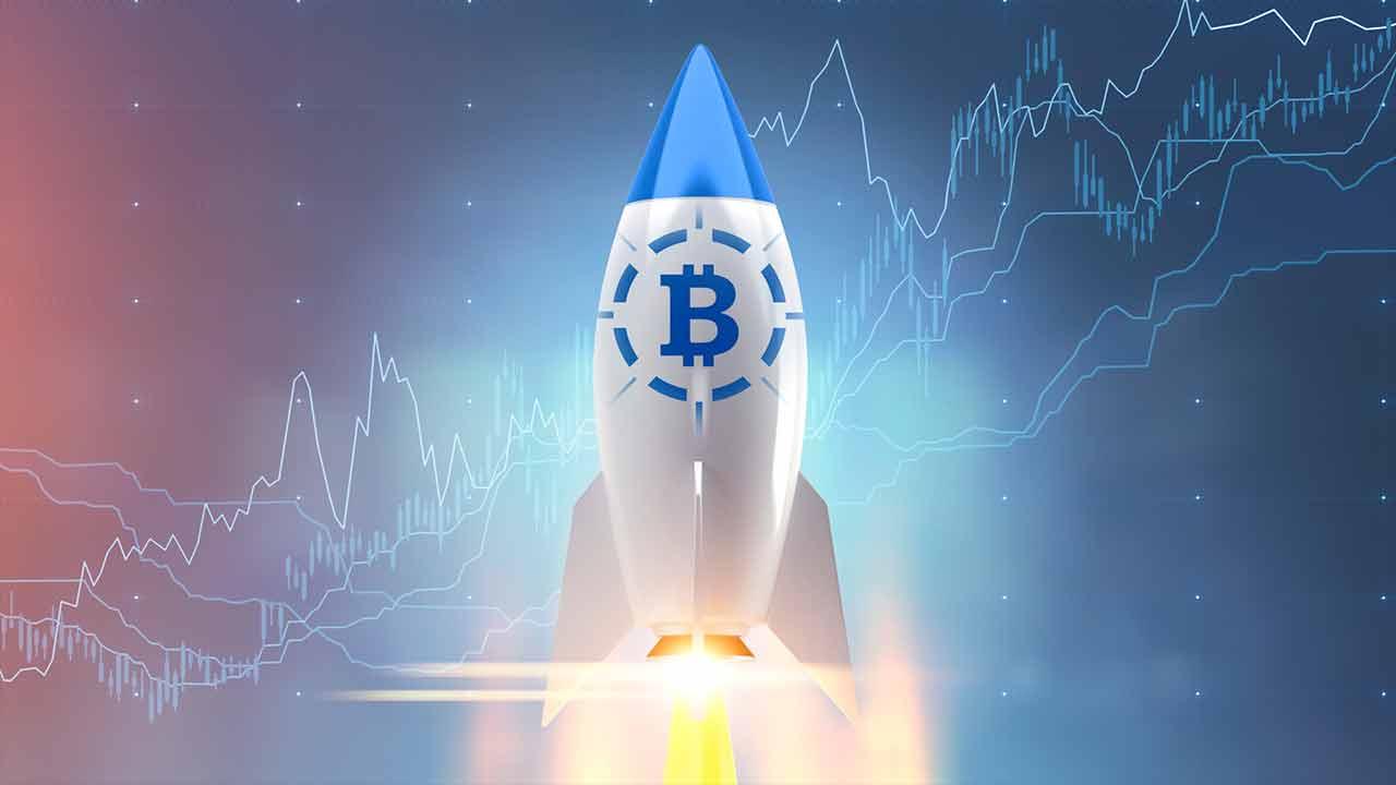 El bitcoin sube más de un 50% desde la prohibición de China: a por los 0.000