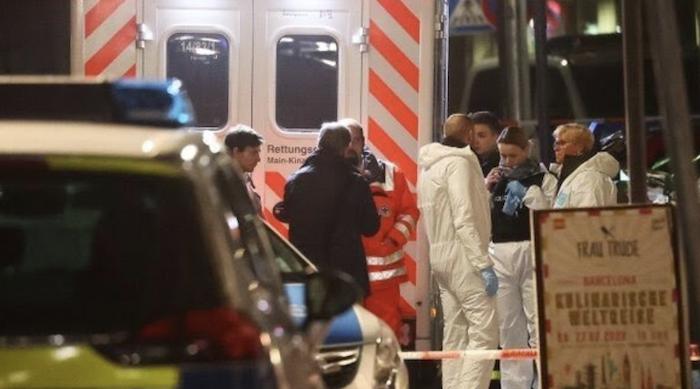 Al menos 11 muertos en un tiroteo en Hanau, Alemania, entre ellos el presunto autor