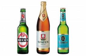 ep cervezas becks spaten y lwenbru ab inbev que distribuira mahou san miguel en espana