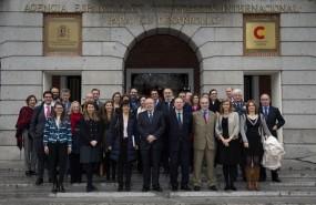 ep la comision interministerialaprobarv plan directorcooperacion