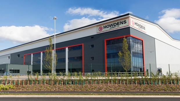 howdens joinery tritax