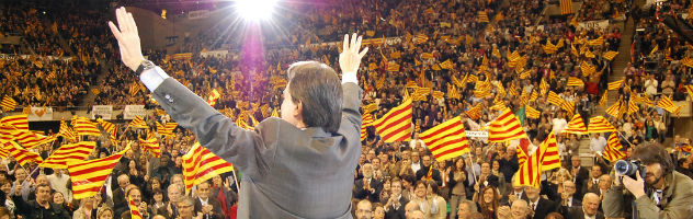 artur mas, cataluña