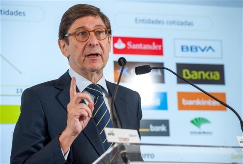 Goirigolzarri (Bankia) reconoce que un fallo desfavorable del IRPH podría afectar al dividendo comprometido