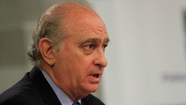 El ministro de interior jorge fern ndez d az mantiene su for Agenda ministro del interior